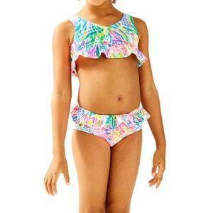 NWT Lilly Pulitzer Meli Bikini Size 14